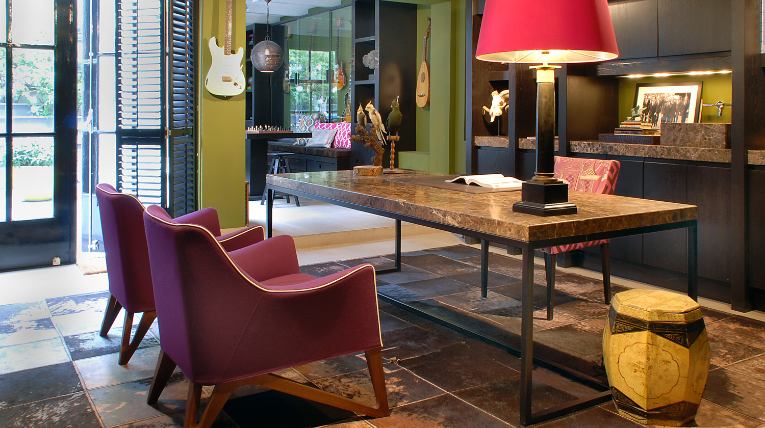 Prinsengracht eveline for Eveline interieur